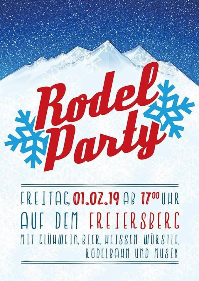 Rodelparty
